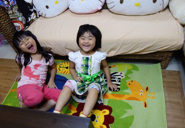 hola购入斑比诺动物地毯~可爱的动物图案,让小朋友犹如置身童趣乐园