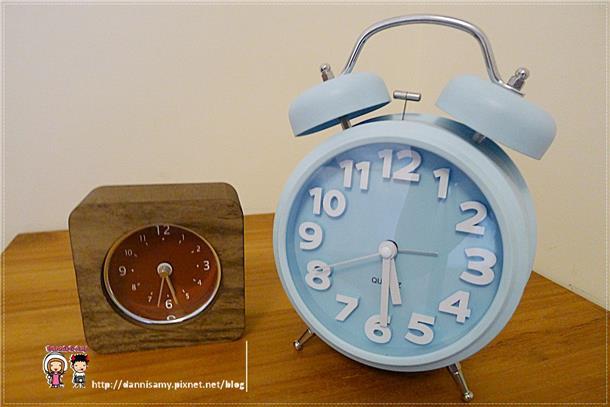 时间, 是该有个时钟了~